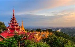 """בורמה (מיאנמר) - אל """"ארץ הזהב"""""""
