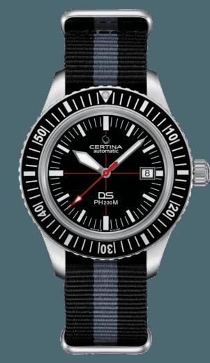 שעון סרטינה דגם C0364071605000 Certina