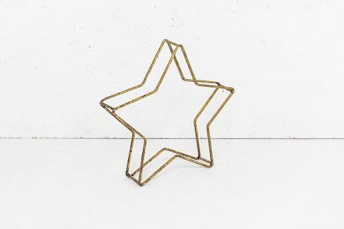 כוכב ברזל בינוני זהב