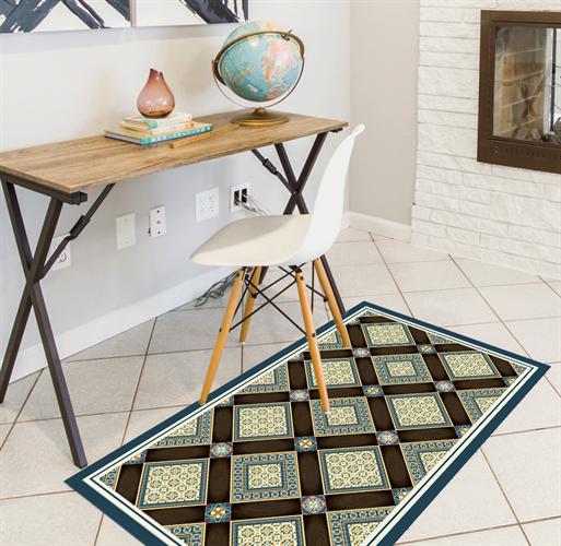 שטיח PVC ויניל פי.וי.סי למטבח (1022)