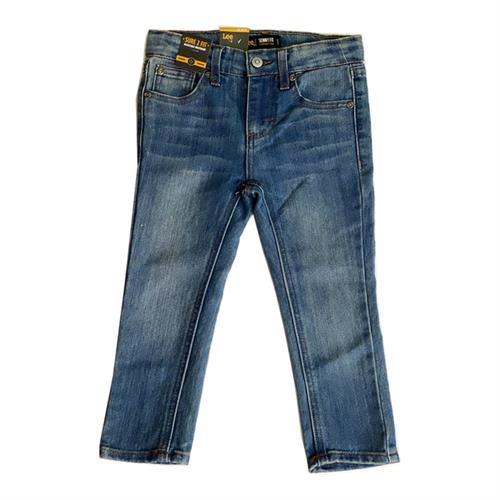ג׳ינס סקיני בנים בהיר  - LEE
