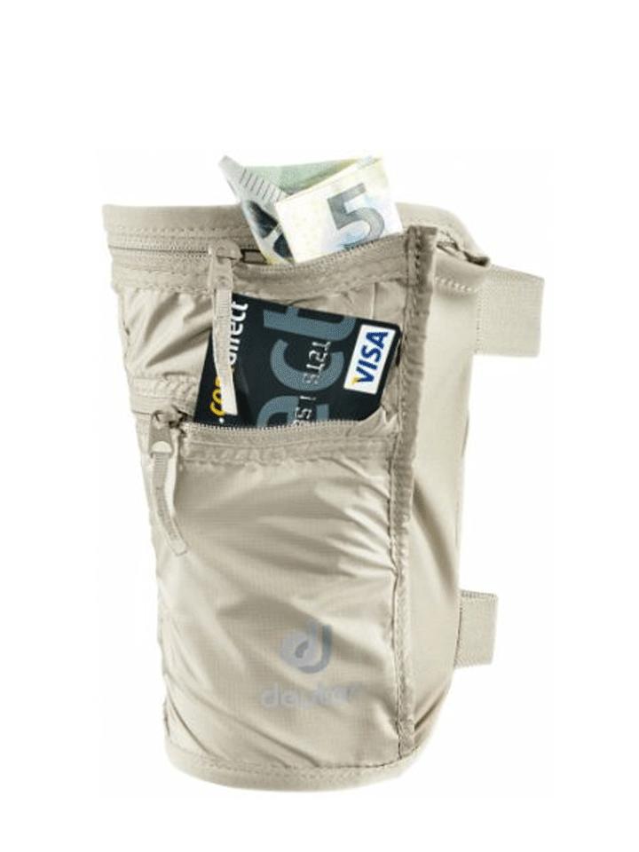 חגורת כסף לרגל דויטר - Security Leg Holster DEUTER