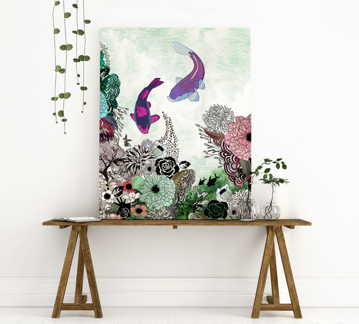 אומנות פנג שואי לבית