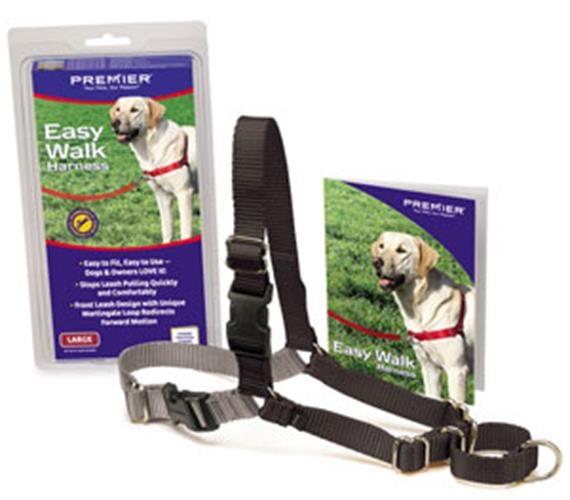 איזי וולק רתמה הולכה לכלב מידה XS