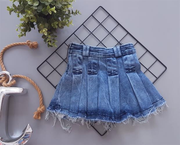 חצאית גינס דגם 10165