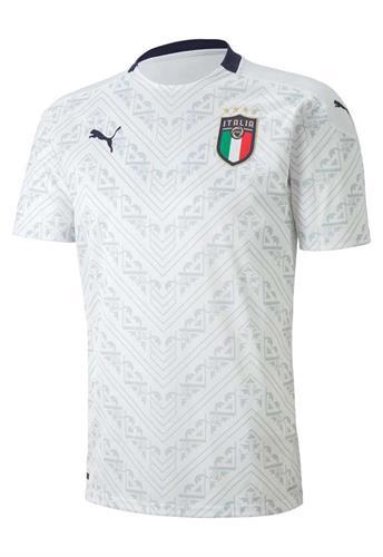 חולצת משחק איטליה חוץ יורו 2020