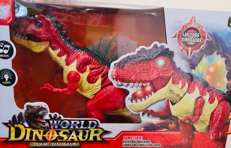 World dinosaur