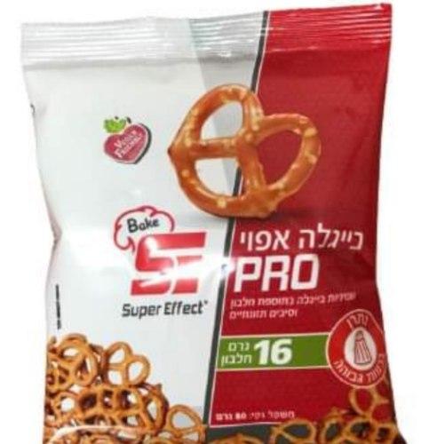 בייגלה חלבון פרו (80 גרם כשר טבעוני) 6 יח'