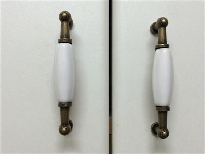 ידית פורצלן חלקה