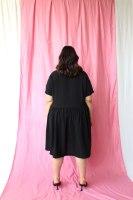 שמלת היילי שחור