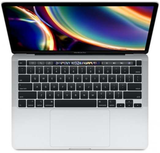 מחשב Apple MacBook Pro 13 Mid 2020 - צבע Silver - דגם Z0Y8-I7-32-HB