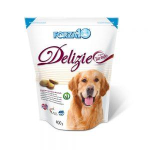 ביסקוויט לכלב בטעם טראפל