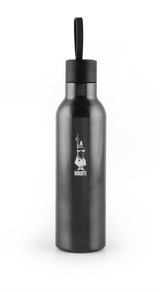 """בקבוק תרמי מעוצב מנירוסטה  BIALETTI החל מ- 89 ש""""ח"""