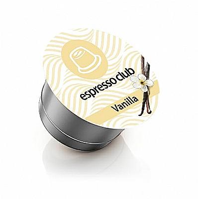 10 קפסולות אספרסו קלאב וניל - Espresso Club Vanilla