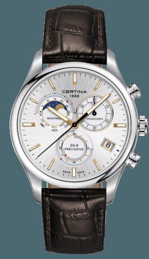 שעון סרטינה דגם C0334501603100 Certina