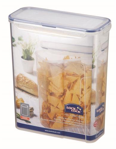 כלי לאחסון מזון גבוה - 4.3 ליטר/145 גרם