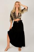 חצאית ערב וולן
