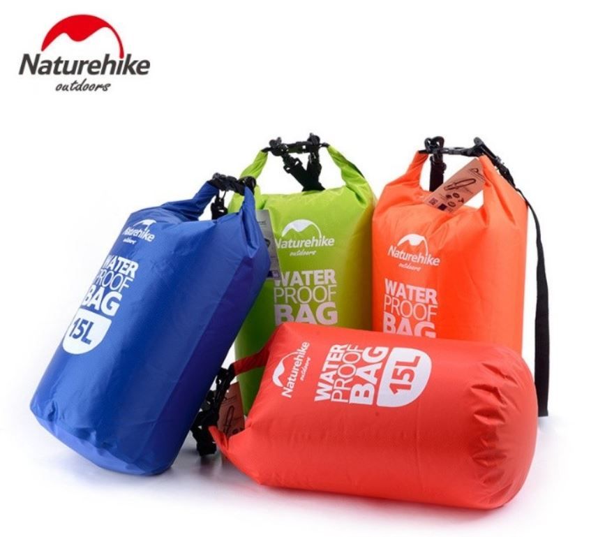 NATURE HIKE - 15 LITER DRY BAG