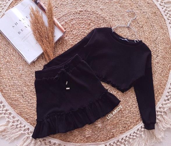 חליפת חצאית דגם 9715