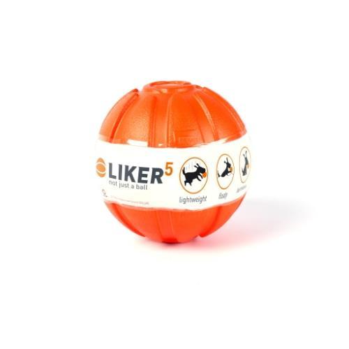 LIKER 5 כדור לגורים וכלבים מגזעים קטנים