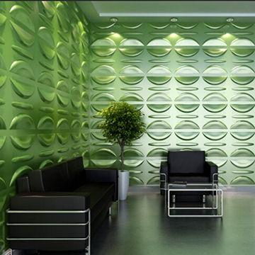 חיפויי קיר תלת מימדי דגם ''adel'' בגודל 50X50