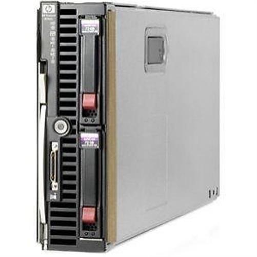 שרת בלייד יד שניה מחודש HP ProLiant BL460c Blade Server - 462873-B21 / Xeon Cpu / 4GB Memory / 2X72GB 15K SAS