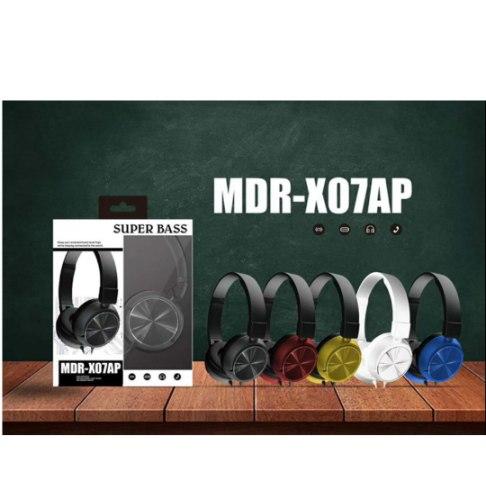 אוזניות קשת איכותיות MDR-X07AP
