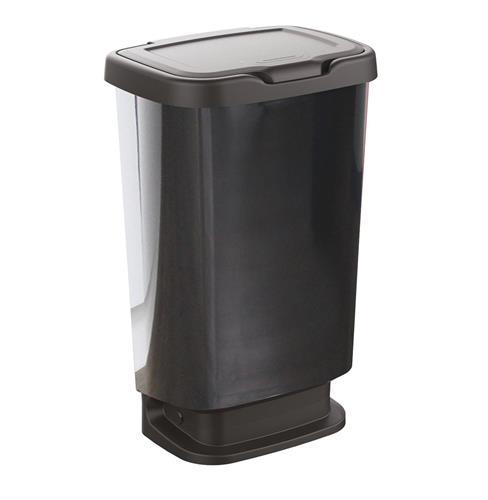 פח דוושה שחור 40 ליטר (ITALY)