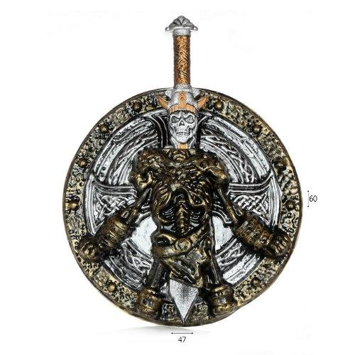 תחפושת חרב ומגן לוחם