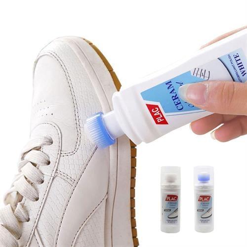 White shoes - שפורפרת קרם להלבנה ושמירה על הנעליים