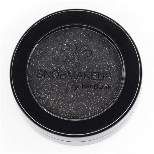 night shiney black eyeshadow