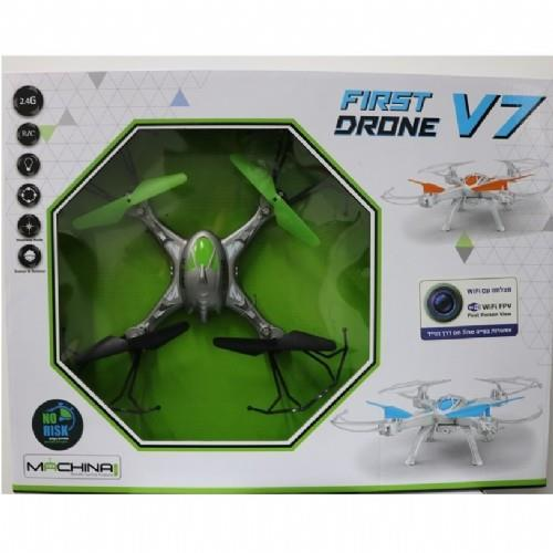 V7 FIRST DRONE