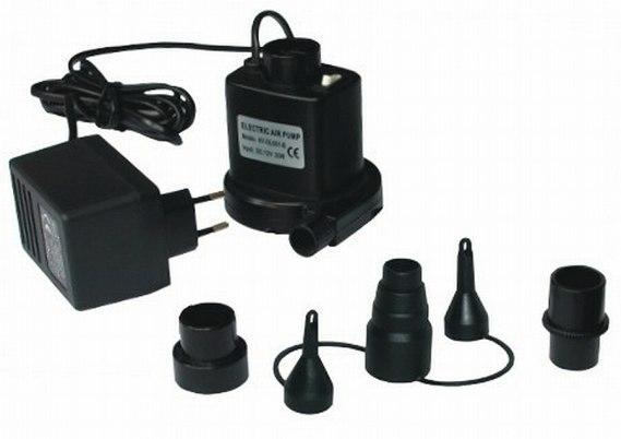 משאבת ניפוח חשמלית לבית ולרכב
