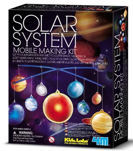 מובייל מערכת השמש זוהר - 4M