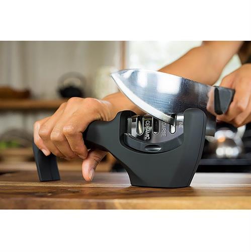 משחיז הסכינים הטוב ביותר - 3 רמות שונות