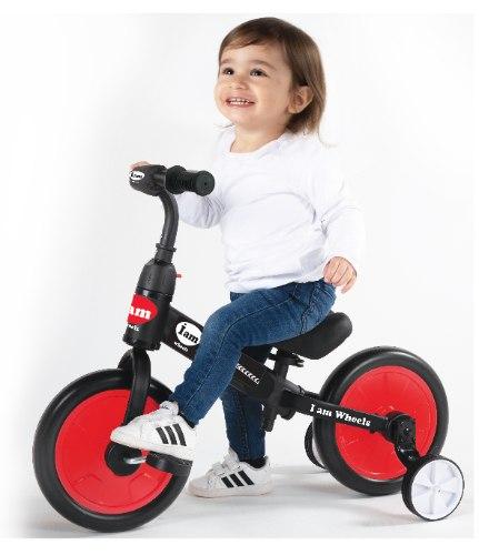 אופני איזון 2 ב1