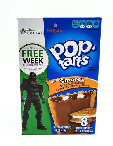 Pop Tarts s'mores