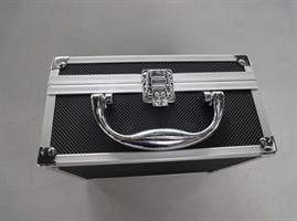 תיק נשיאה למצלמה, ומצלמת אקסטרים, מרופד, משובח, קשיח, מ ABS ומסגרת אלומיניום. גודל: L