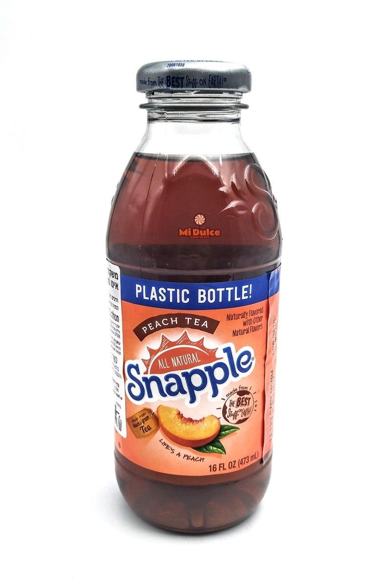 Snapple Peach