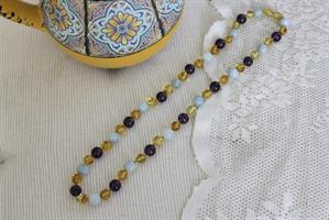 שרשרת ענברים |נשים וגברים | צווארי