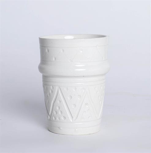 כוס בלנקה חרוטה