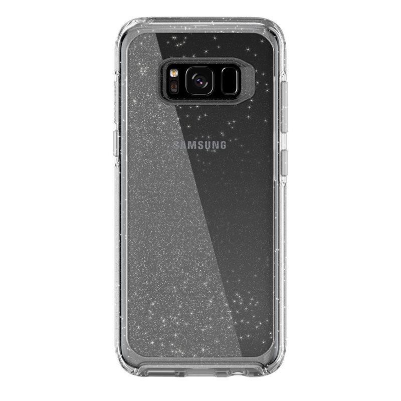 OTTERBOX Symmetry Clear Samsung Galaxy S8 Plus Stardust 77-54665