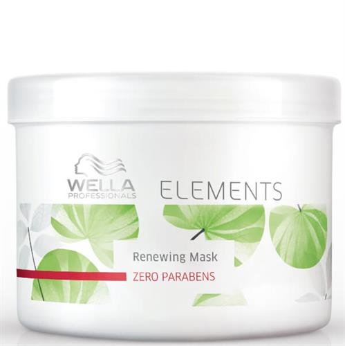 WELLA Elements Renewing Mask 500ML מסכה