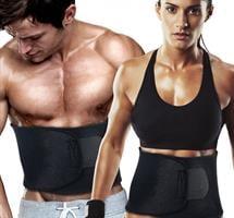 חגורת ההרזיה מתכוונן גברים&נשים Slim חגורת הרזיה שריפת שומן