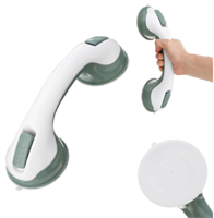 ידית אחיזה ואקום בטיחותית למקלחת ולשירותים