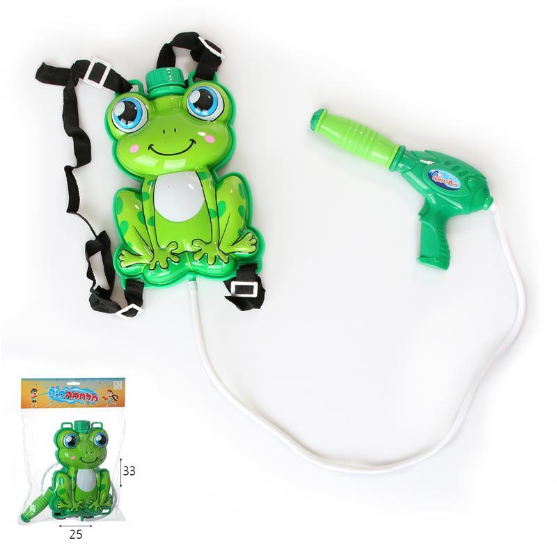 רובה מים מנשא צפרדע