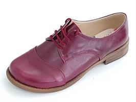 נעל עור תפר שרוך (עד מידה 43)