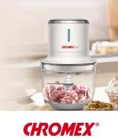 CHROMEX קוצץ / קולף שום דגם CH900