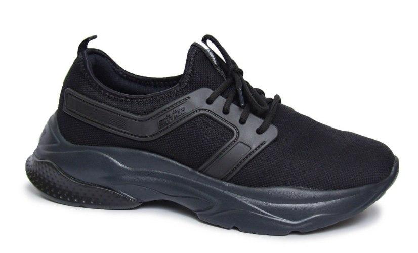 נעלי ספורט נוחות לגברים עם שרוכים דגם - 4911-102