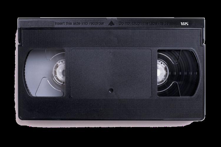 קלטת וידאו TDK דקות 180